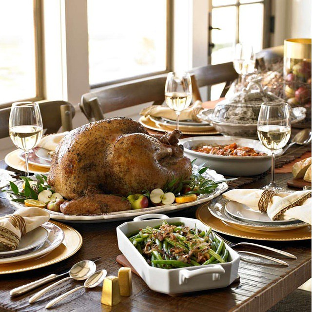 Well, Thanksgiving has arrived. Today on the blog we talk about how to stay focused on your goals to keep your personal brand image in tact over Thanksgiving. http://bit.ly/focusedthanksgiving