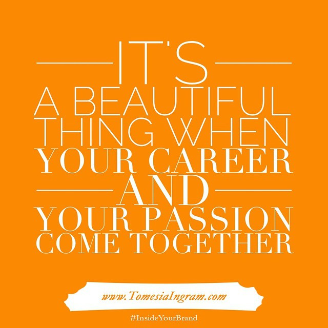 Profiting from your passion. There's nothing better.